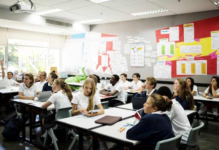 Are Australian classrooms really the most disruptive in the world? Not if you look at the whole picture