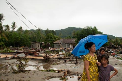 Ketimpangan Akses Akibatkan Perempuan Lebih Rentan Saat Terjadi Bencana Alam