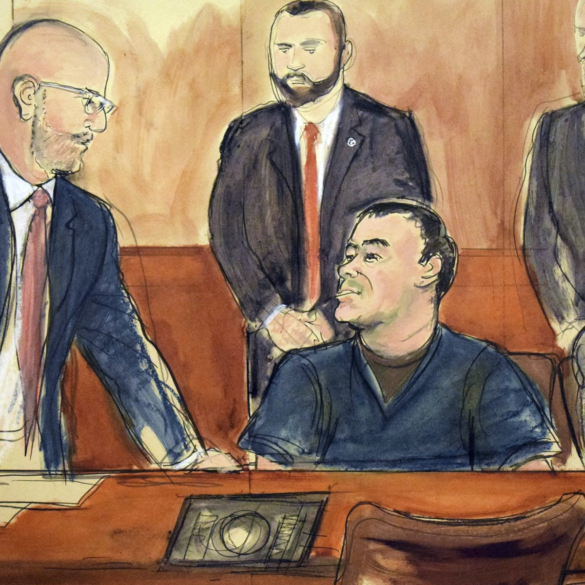 El Chapo trial shows why a wall won't stop drugs from crossing the