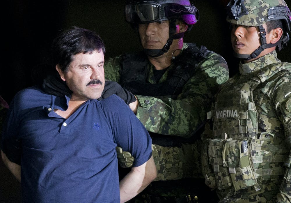 El Chapo trial shows why a wall won't stop drugs from