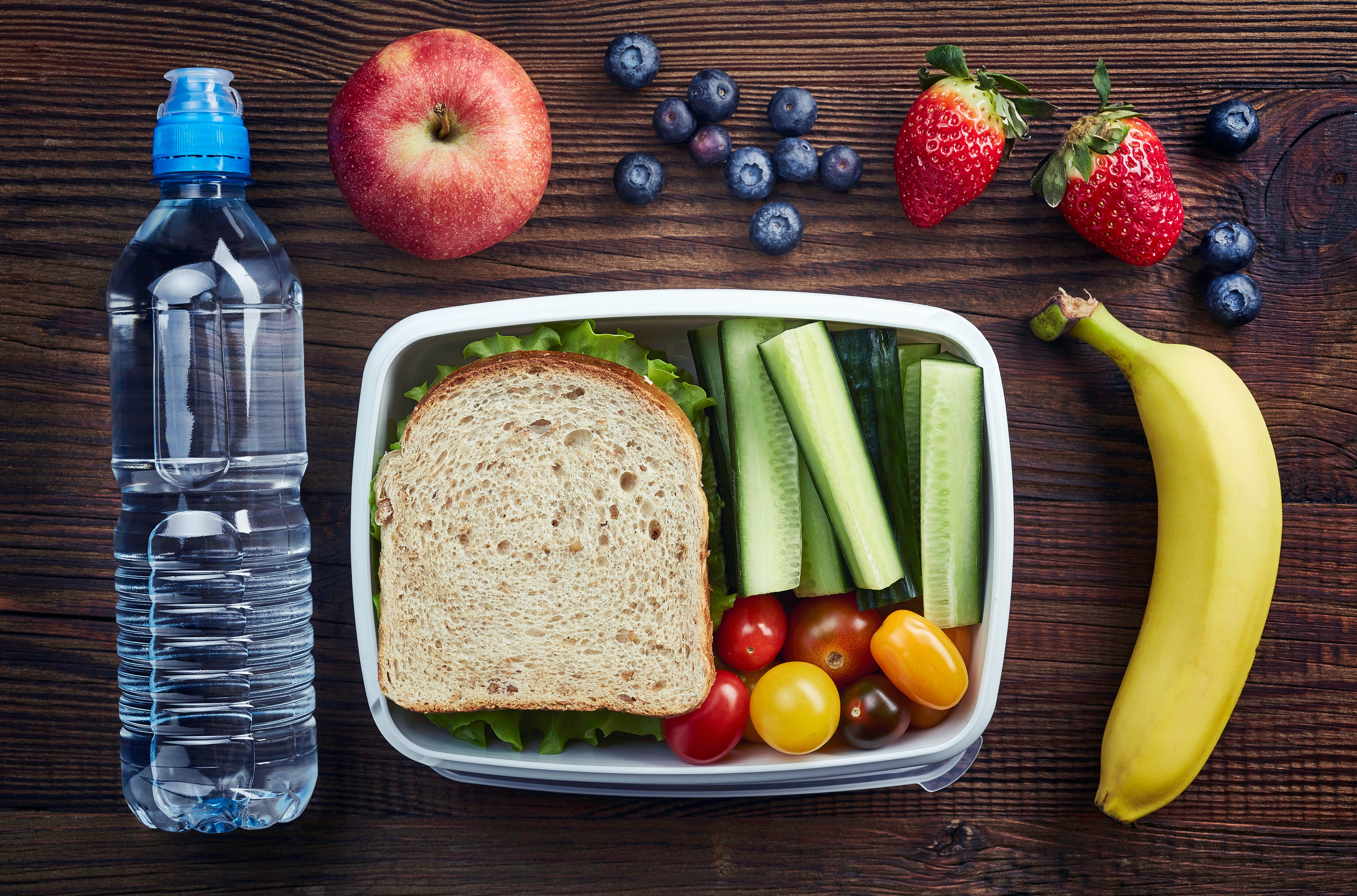 Back to work? Take lunch from home to save time and money – and boost your mood