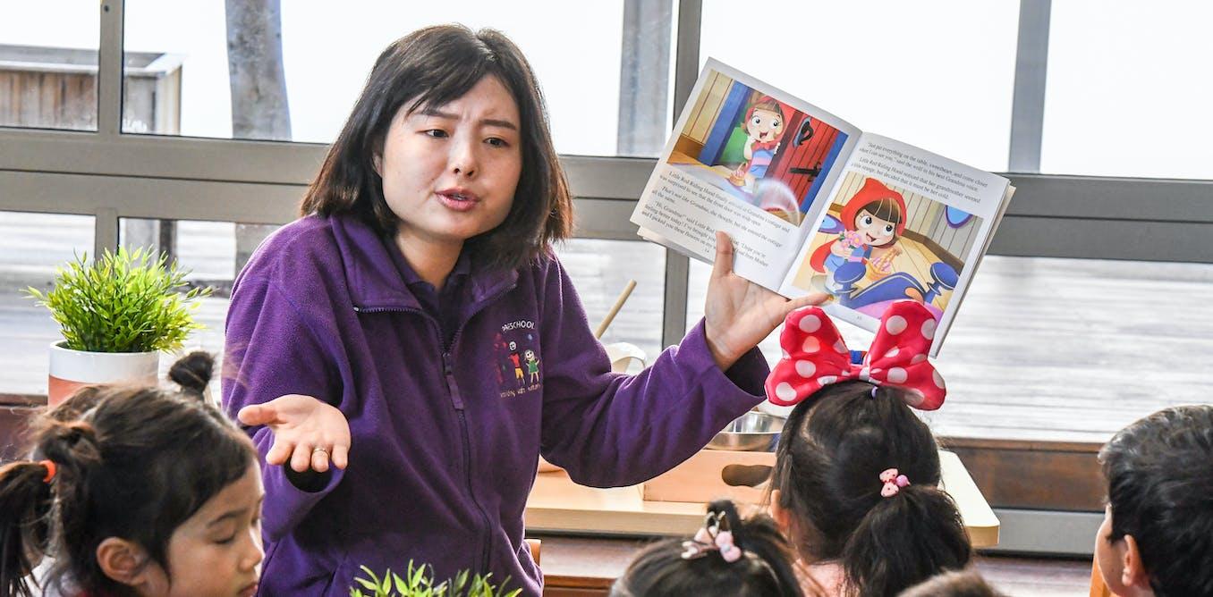 Ten ways teacher librarians improve literacy in schools