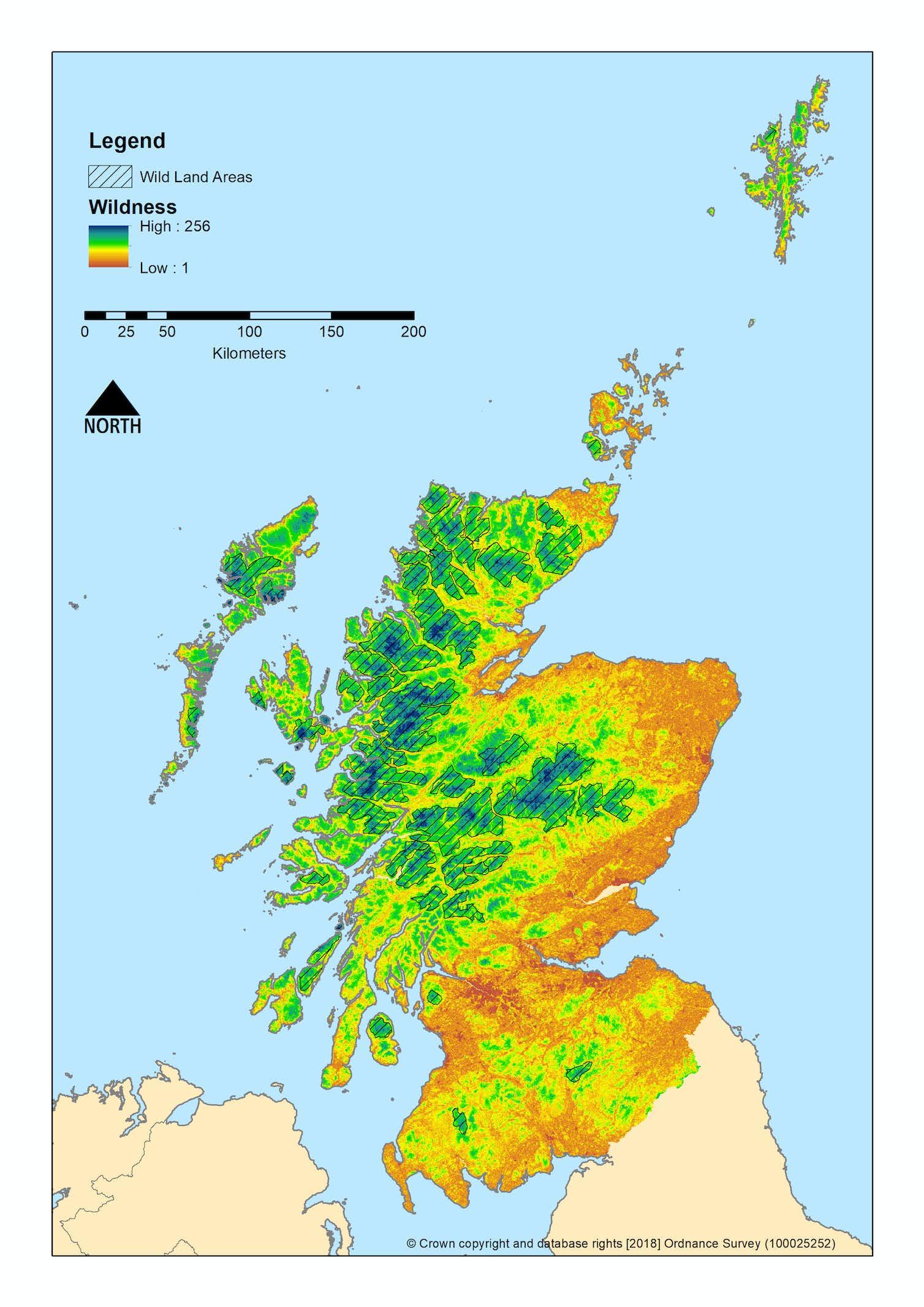 Scotland's wilderness. Credit: Steve Carver, Author provided