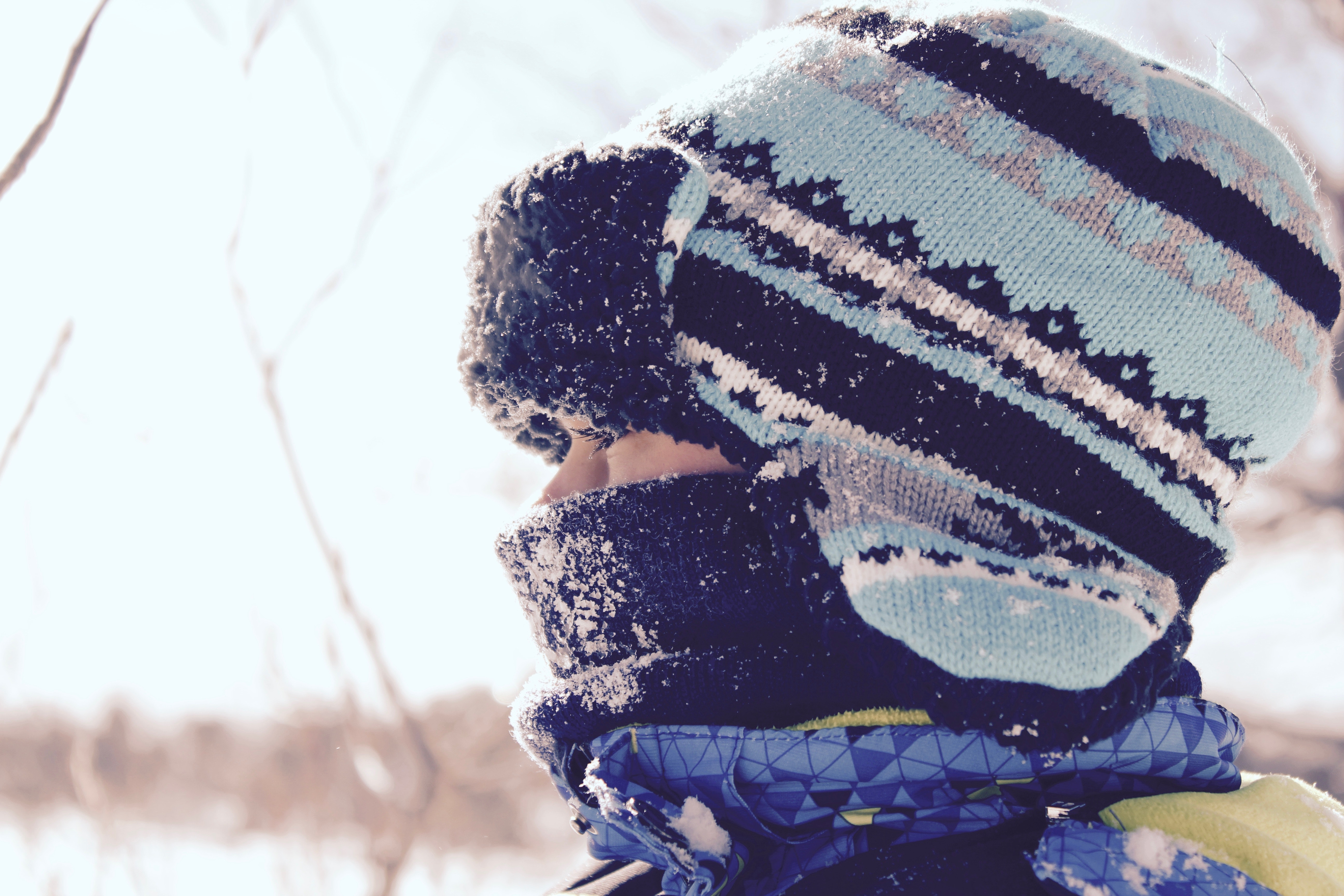 It's cold! A physiologist explains how to keep your body feeling warm