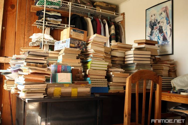 Time for a Kondo clean-out? Here's what clutter does to your brain and body