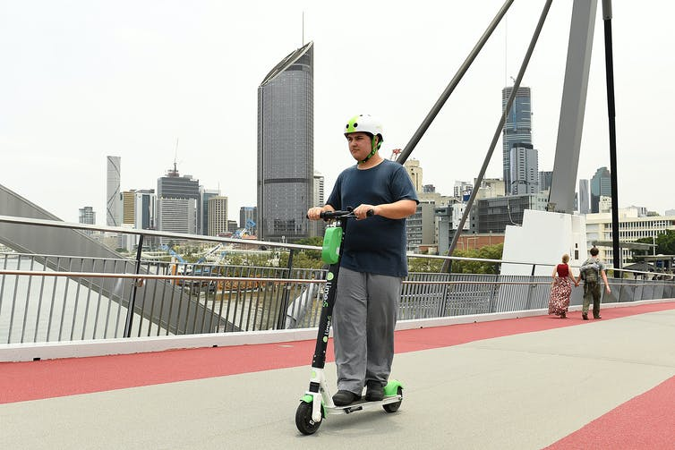 Limes not lemons: lessons from Australia's first e-scooter