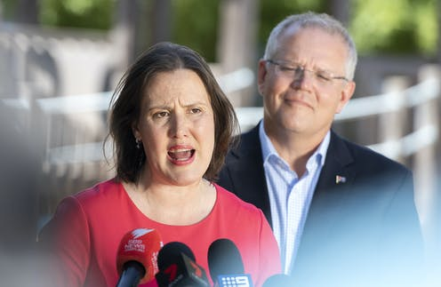 The Liberal Party is failing women miserably compared to other democracies, and needs quotas