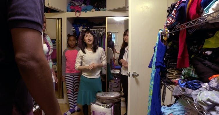 Marie Kondo: a psychologist assesses the KonMari method of