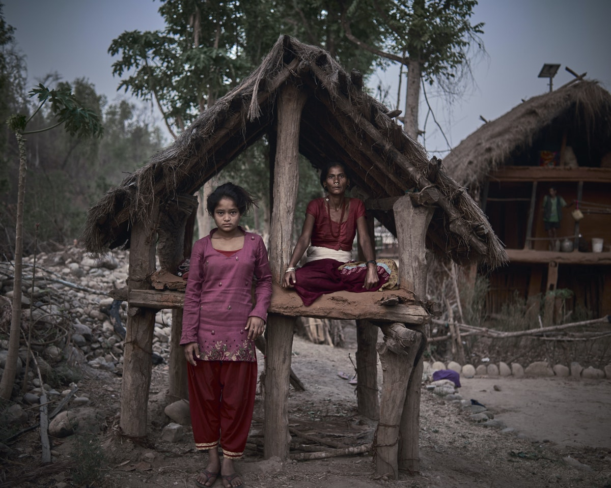 Nepal's menstrual huts: what can be done about this practice of confining women to cow sheds?