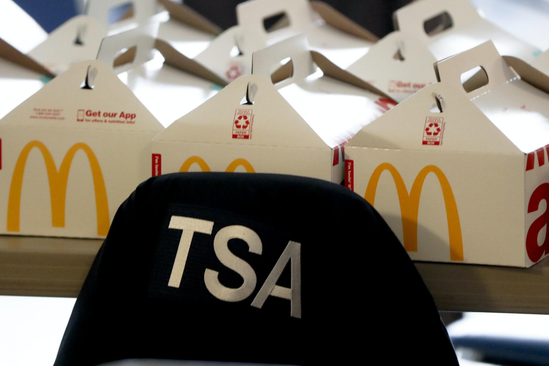 How to show gratitude to TSA workers