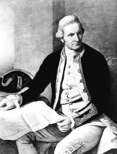 why the government's James Cook infatuation may further divide the nation