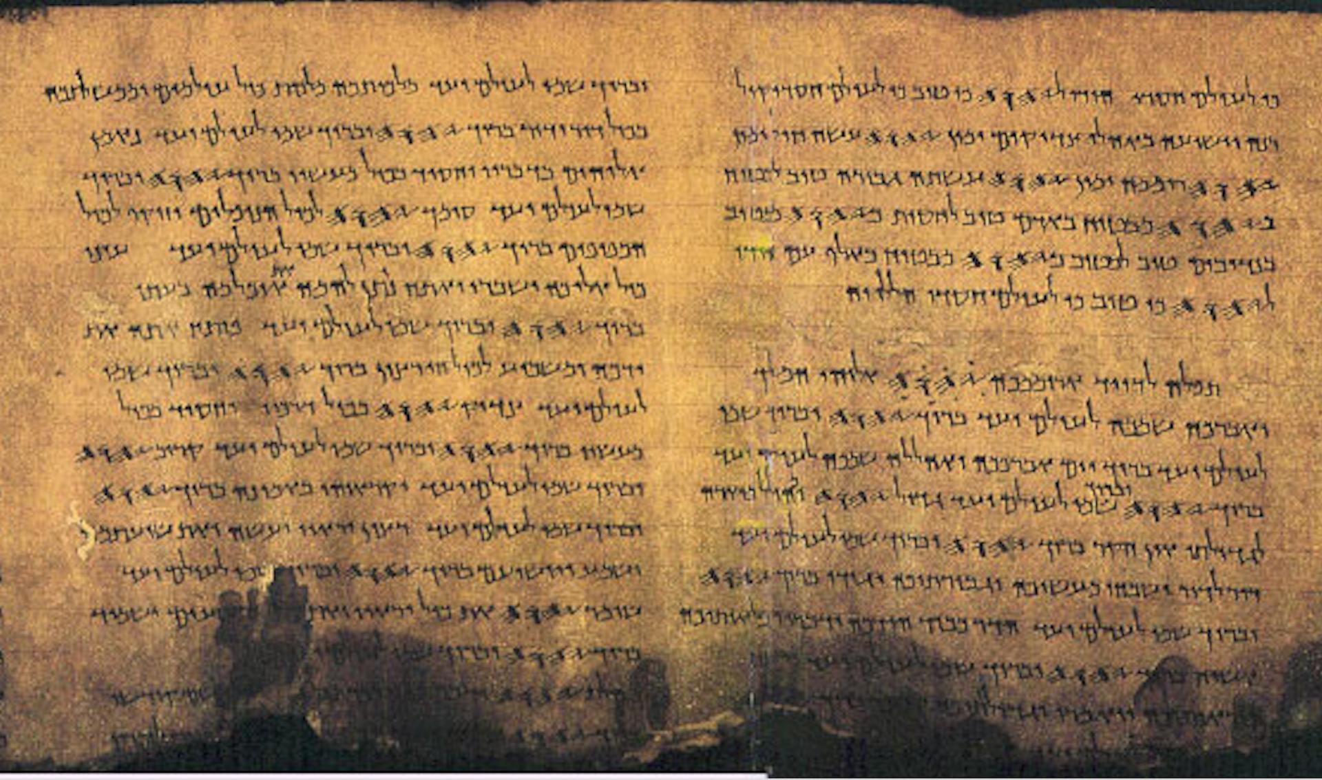 Vidéo : la Bible au pluriel