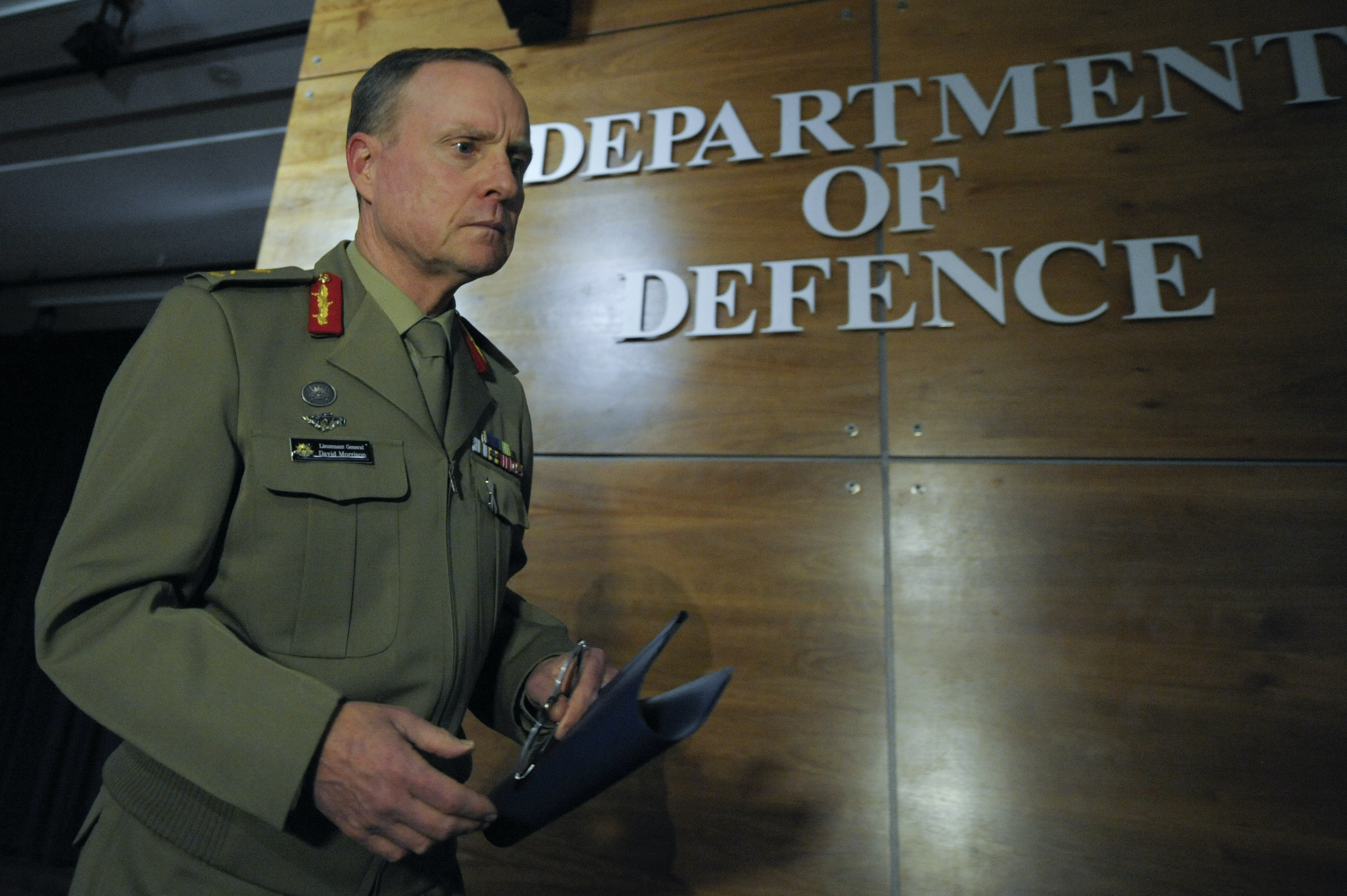 Sex scandal in defence force video