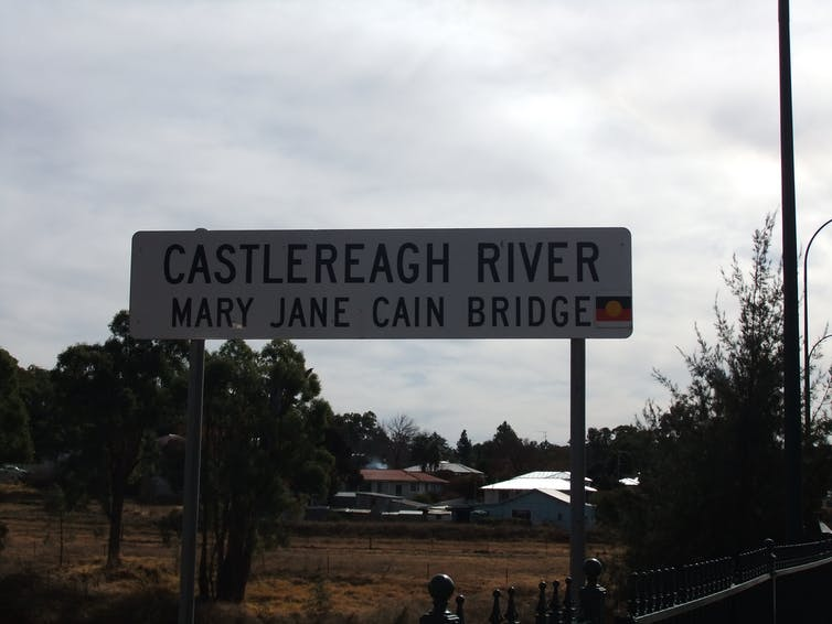 Mary Jane Cain, land rights activist, matriarch and community builder