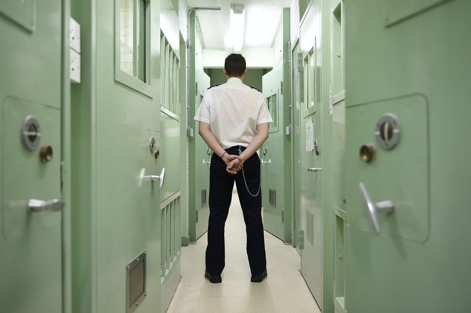 Short Prison Sentences As A Last Resort Wont Work Unless