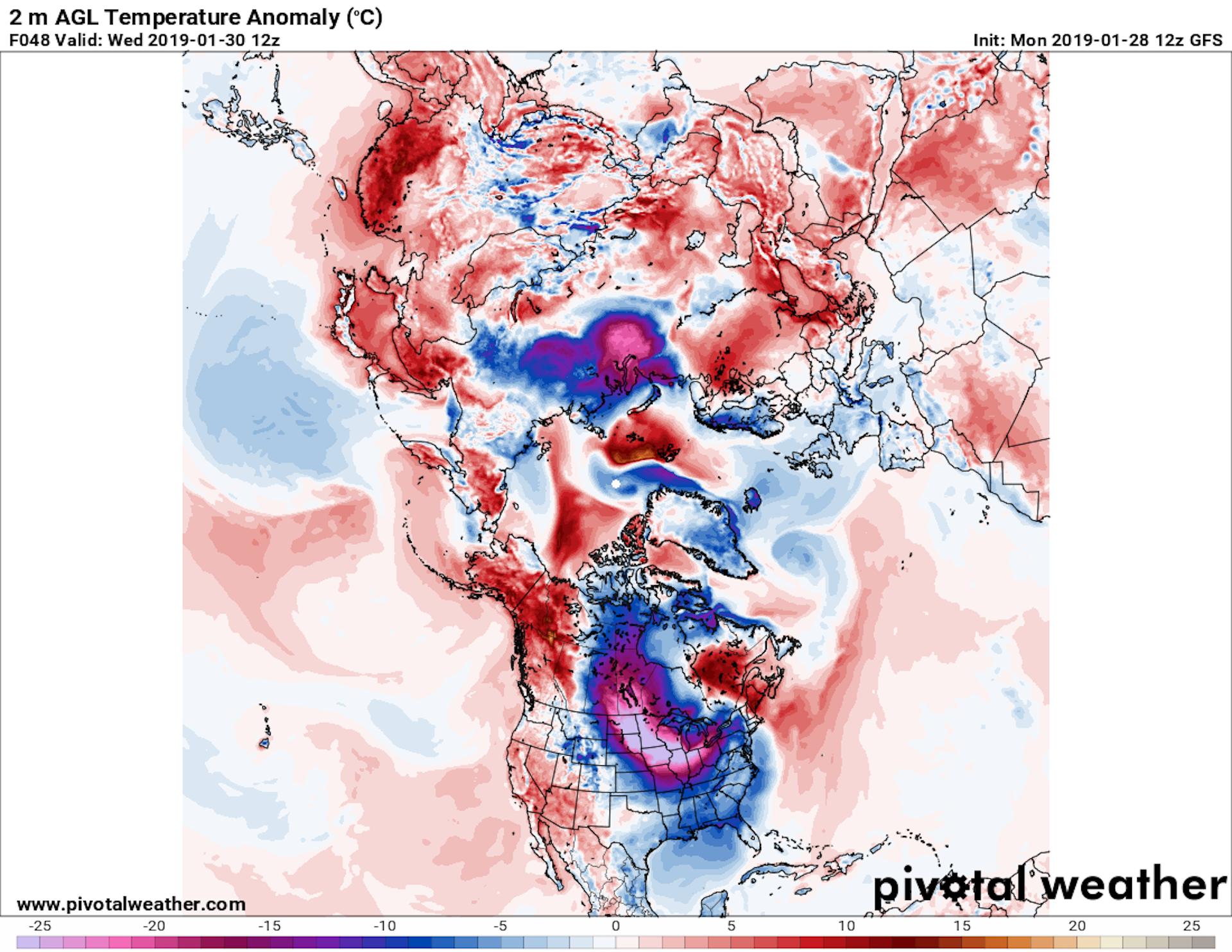 News How Frigid Polar Vortex Blasts Are Linked To Global Warming