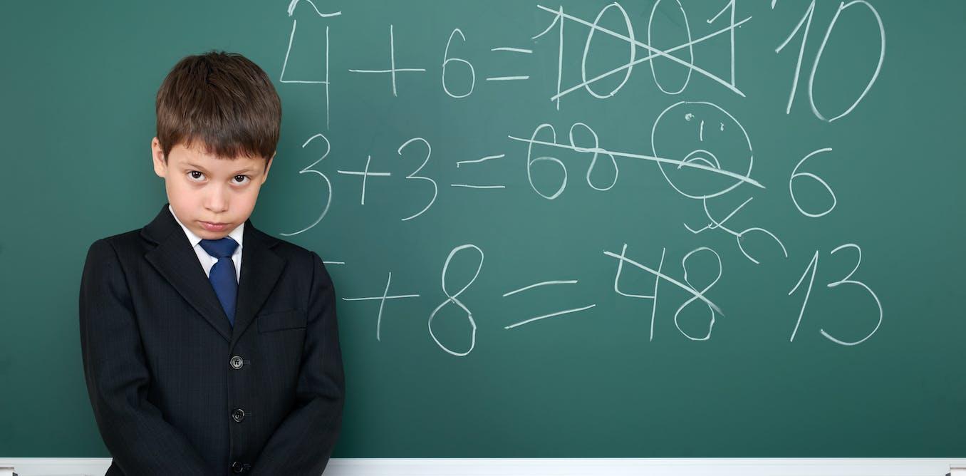Cómo abordar la discalculia, la 'dislexia matemática'
