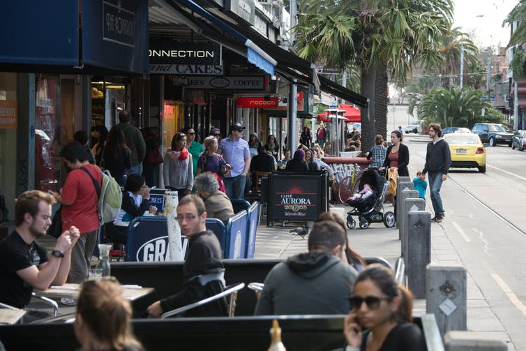Why outer suburbs miss out? A partial defence of the hipster: Peter Walters