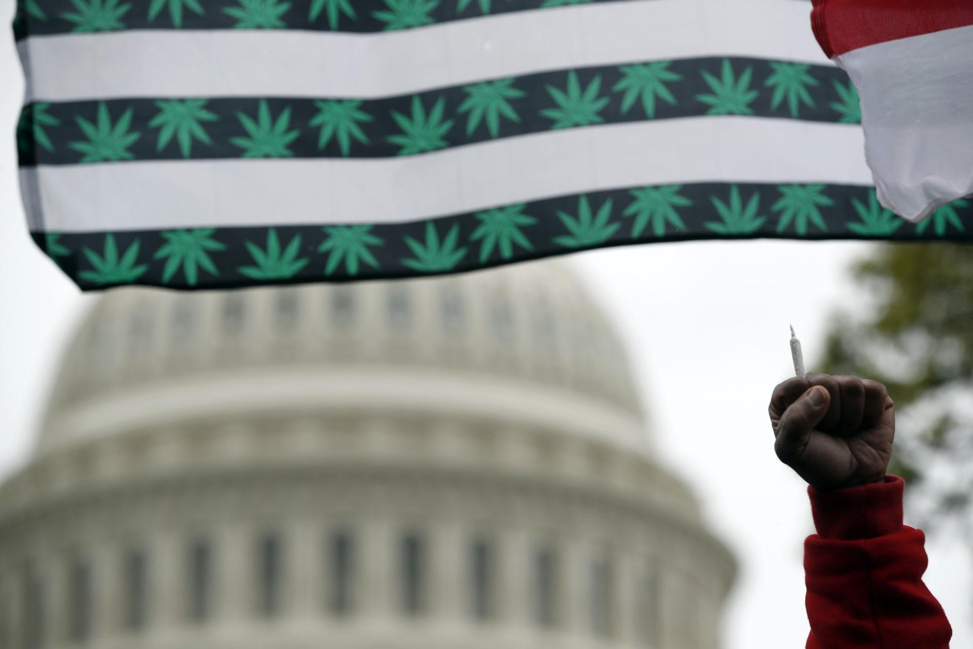 Why do so many Americans now support legalizing marijuana?