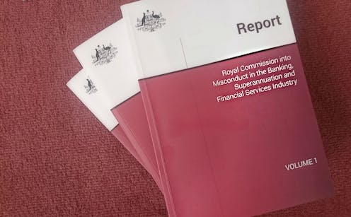 Banking Royal Commission: no commissions, no exemptions, no fees