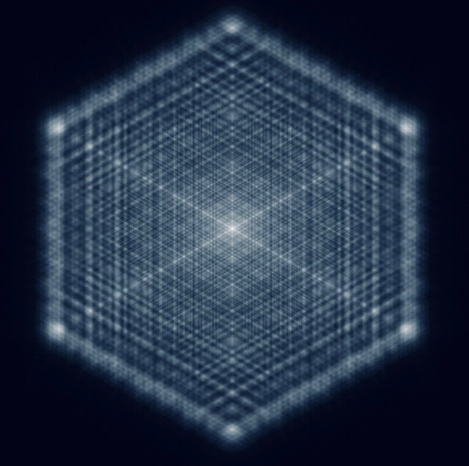 New research proves the long-held theory that lasers can create ...