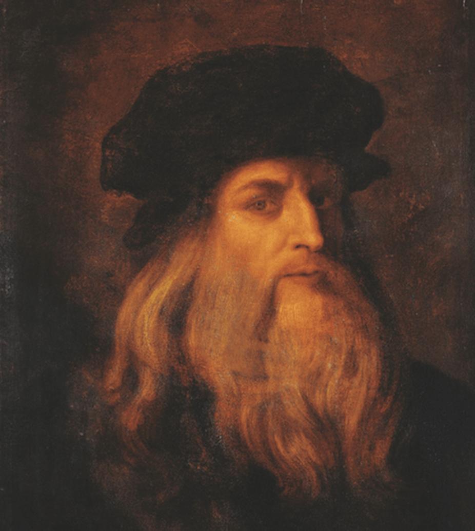 Leonardo D Exhibition : Leonardo da vinci: 500 years after his death his genius shines as