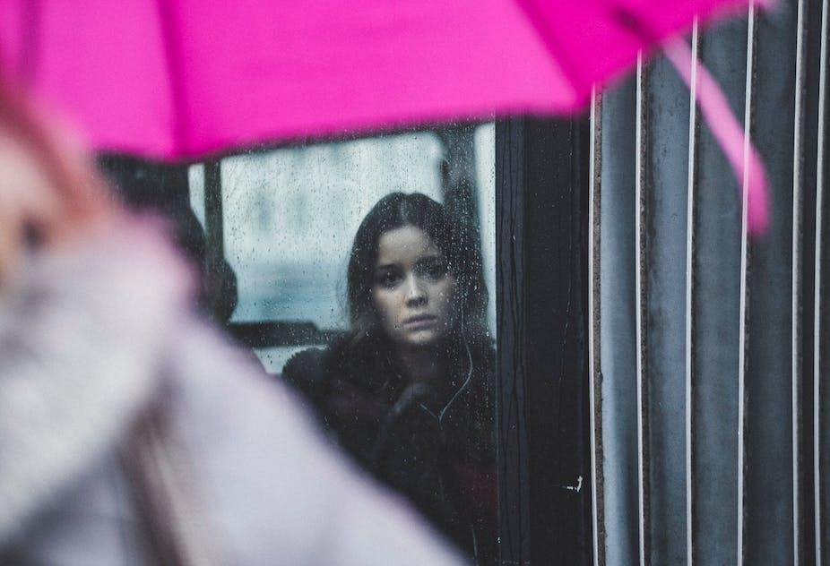 rencontre avec une personne souffrant de dépression
