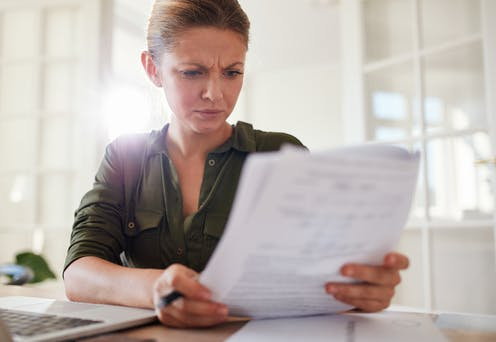Research shows most online consumer contracts are incomprehensible, but still legally binding