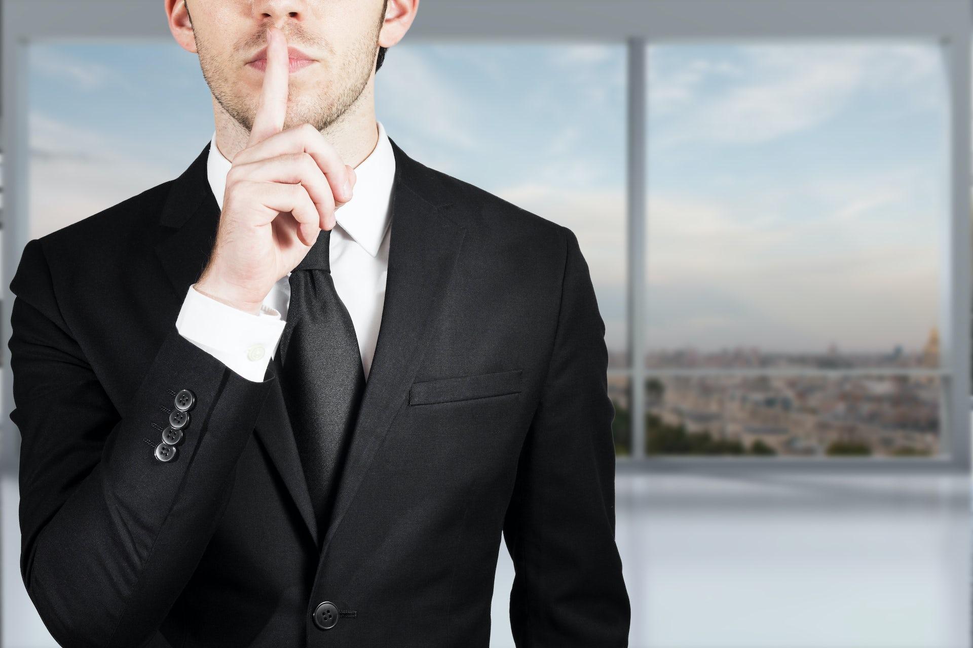 Dire et taire, l'exercice d'équilibriste des jeunes entreprises technologiques