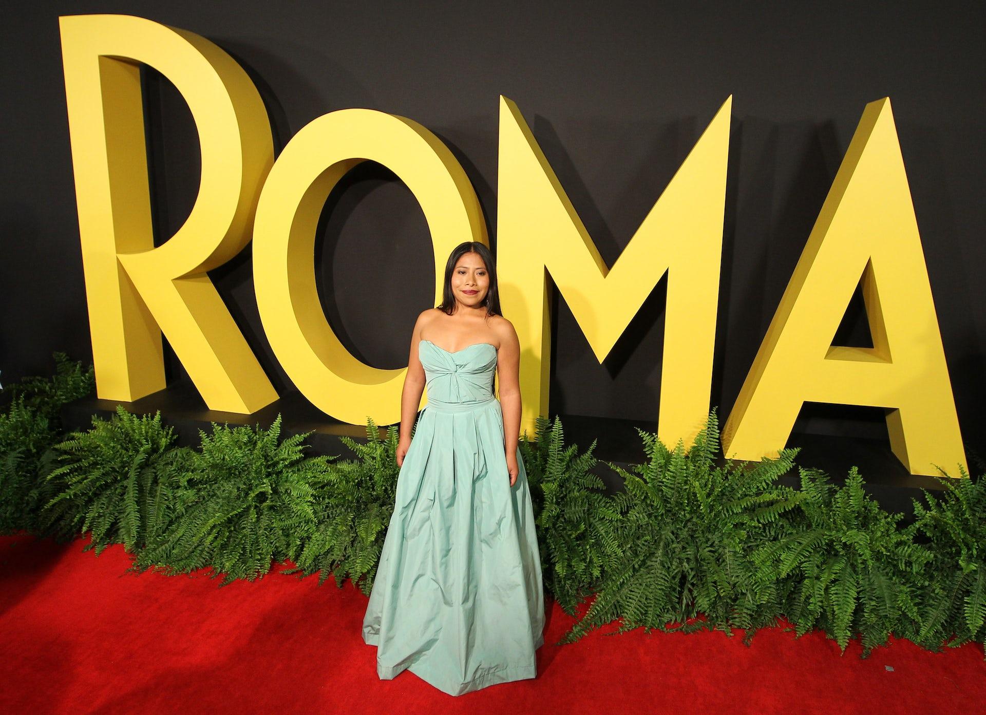 Oscars 2019 Roma Yalitza Aparicio And The Fascinating History Of