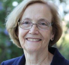 Pilar Carbonero Zalduegui, catedrática de Bioquímica y Biología Molecular en la Escuela Técnica Superior de Ingenieros Agrónomos de la Universidad Politécnica de Madrid e hija de la veterinaria Luz Zalduegui.