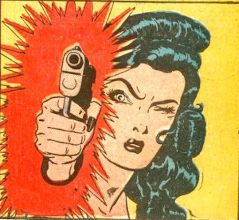 Hidden women of history: Tarpe Mills, 1940s comic writer