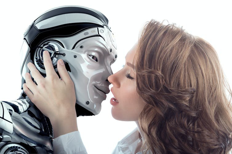 For the love of technology! Sex robots and virtual reality
