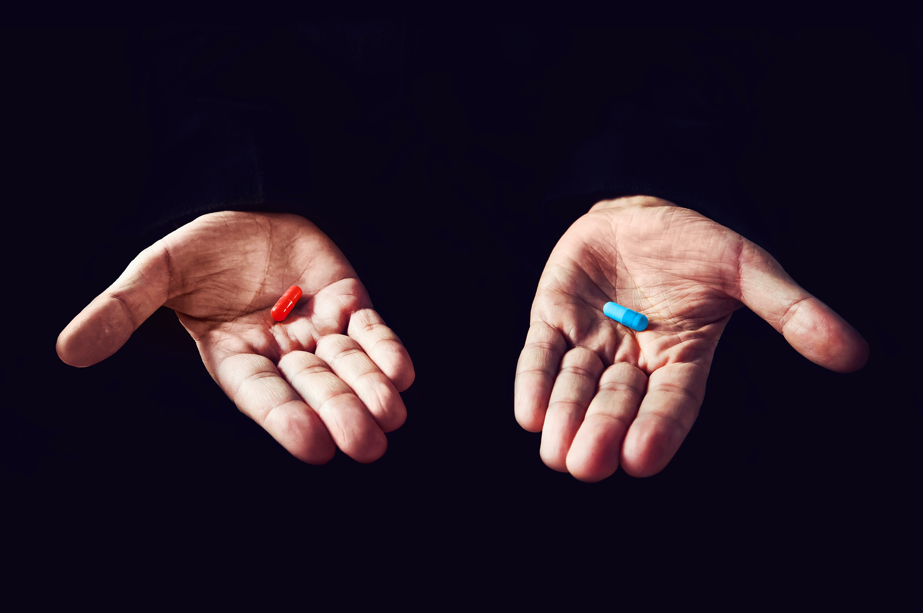 The red pill or the blue pill: Endless consumption or sustainable future?