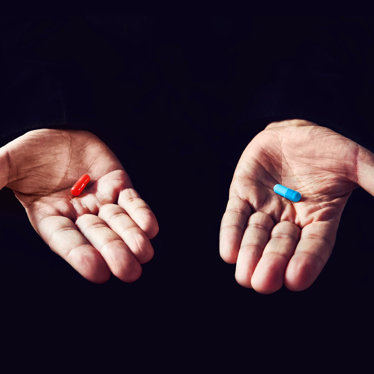 The red pill or the blue pill: Endless consumption or sustainable ...