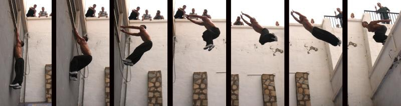 The science of parkour, the sport that seems reckless but takes poise and skill