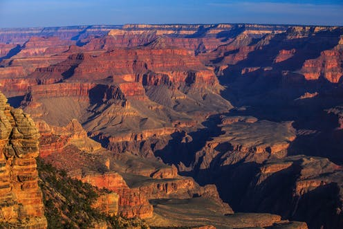 Grand Canyon National Park turns 100: How a place once called ...