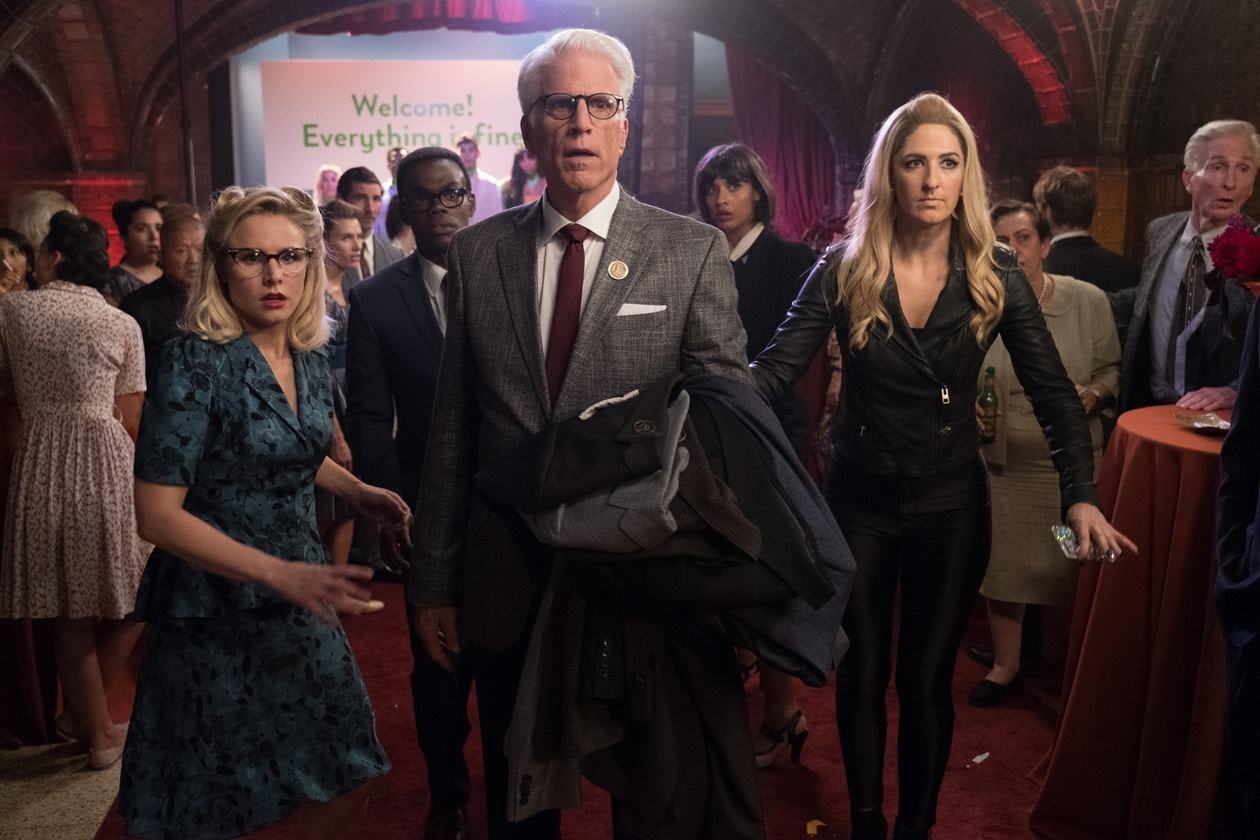 What TV comedy The Good Place tells us about why banks and other corporations do bad things