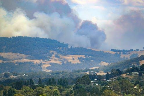 Dry Lightning Has Set Tasmania Ablaze And Climate Change