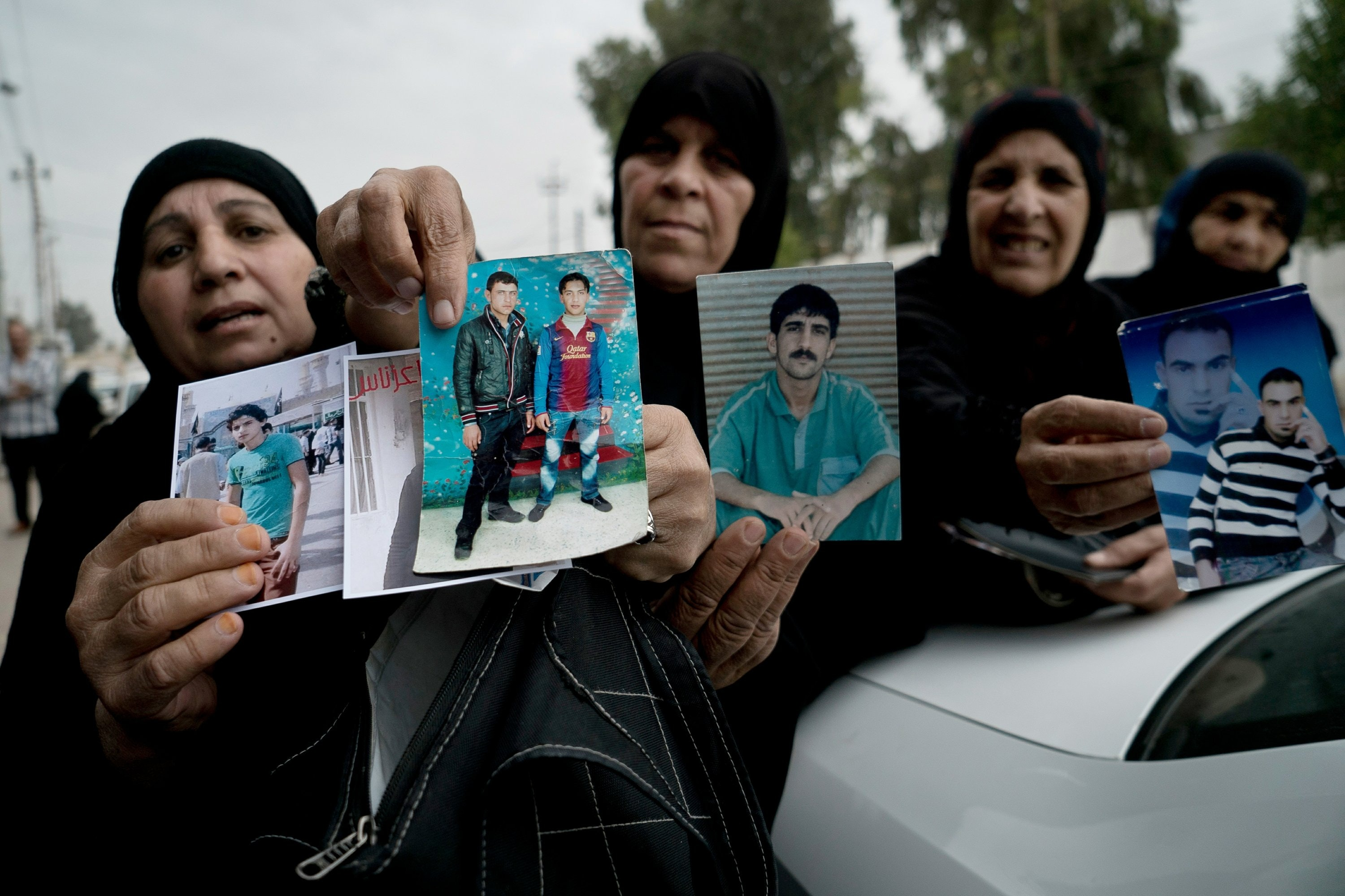 Iraq's brutal crackdown on suspected Islamic State supporters could trigger civil war