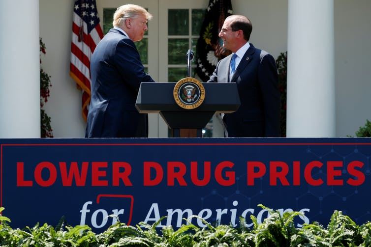 Why the US has higher drug prices than other countries