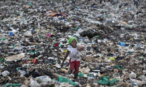 Why stop at plastic bags and straws  The case for a global treaty banning  most single-use plastics a3218aad69fdc