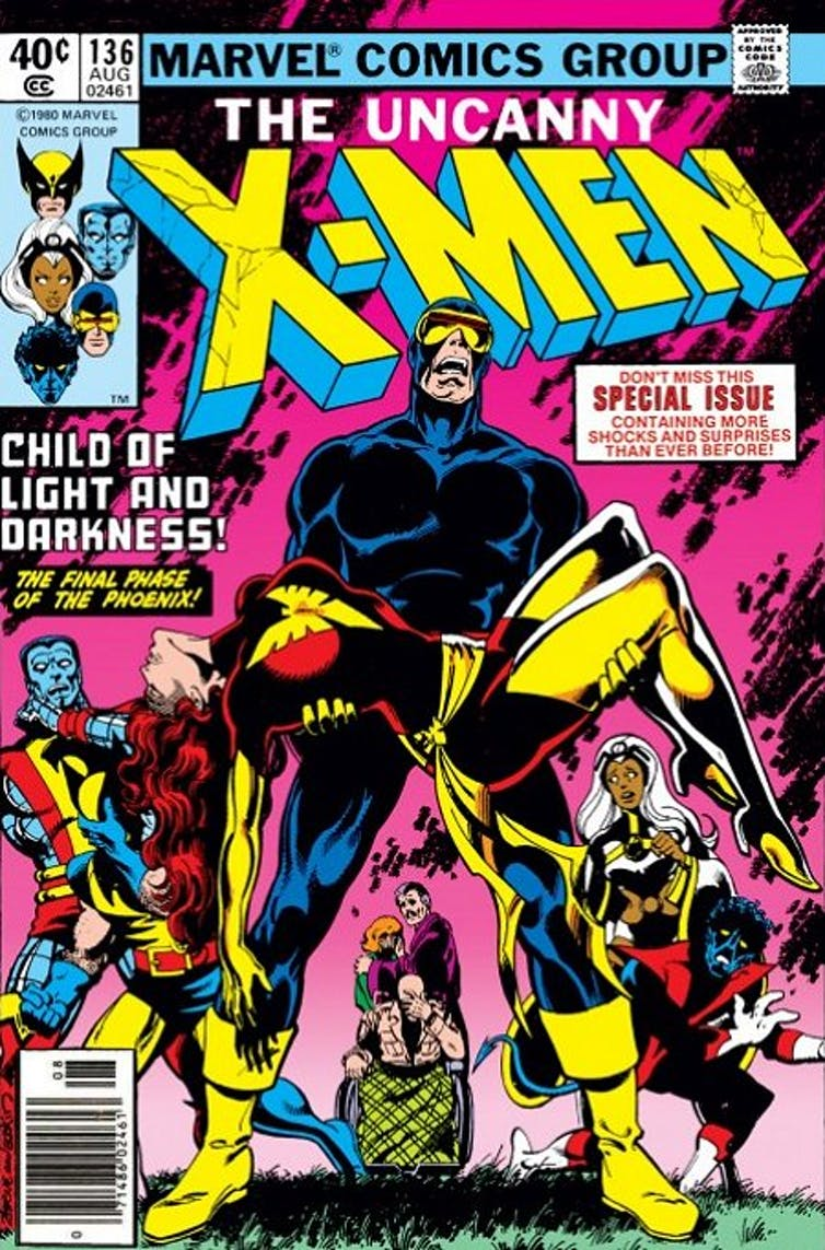 X-Men #136