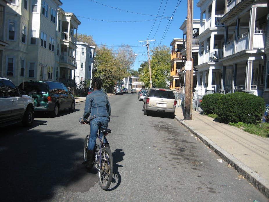 Bike-friendly cities should be designed for everyone, not just for wealthy white cyclists