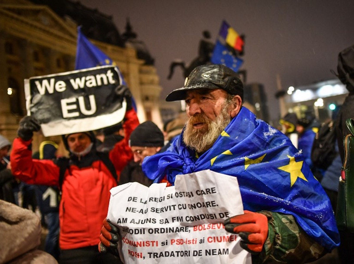 Should we trust Romania at the head of the European Union council?