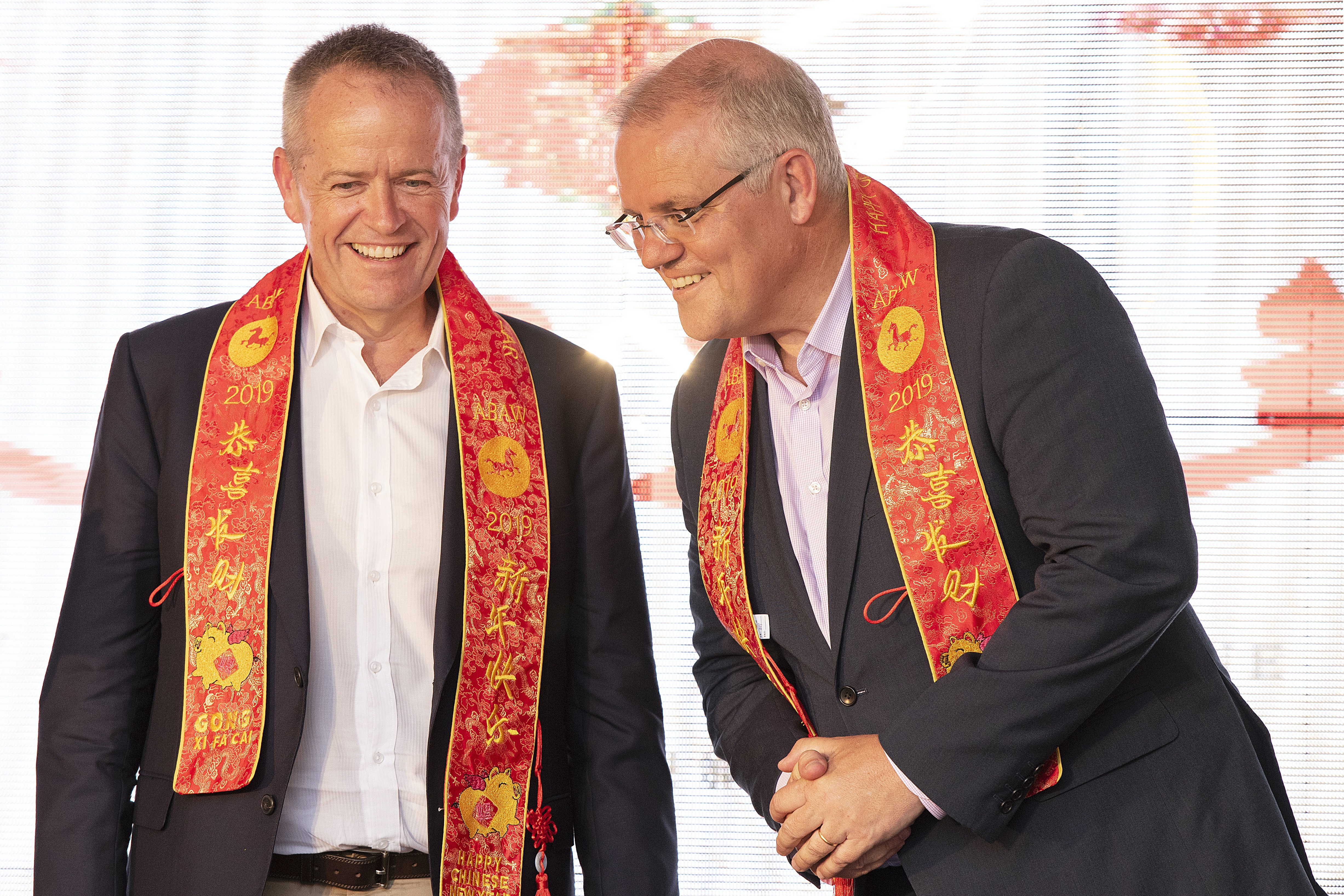 Labor maintains Newspoll lead but Morrison's ratings up, and Abbott behind in Warringah