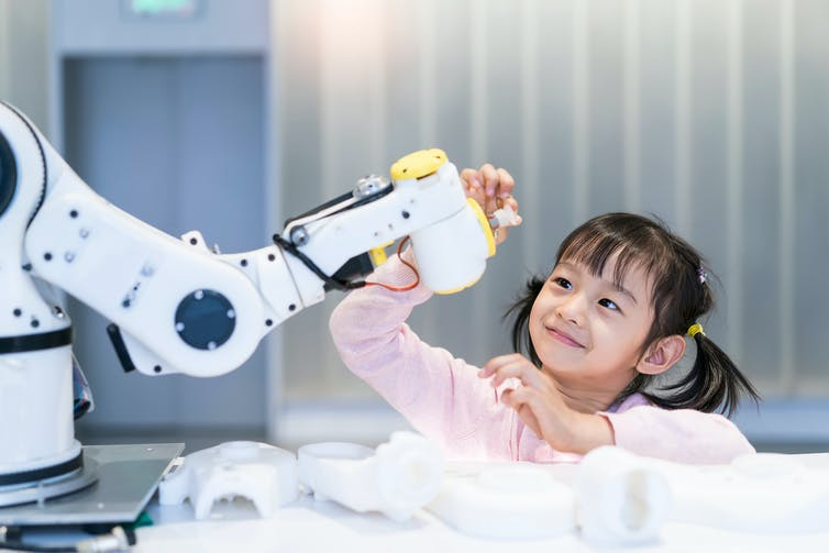are robots smarter than humans?