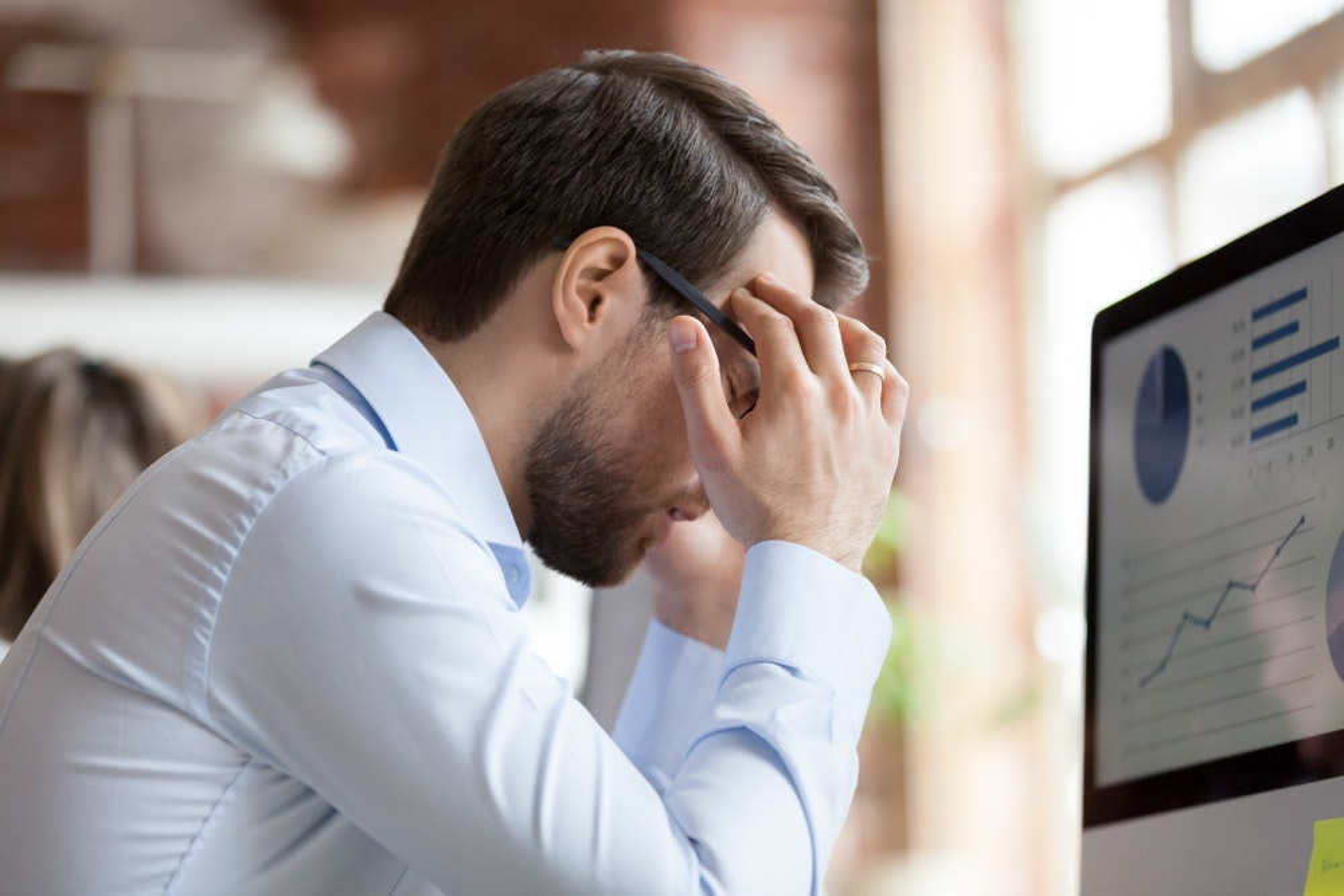 Fatigué·e au travail ? Arrêtez de vous maîtriser en permanence !