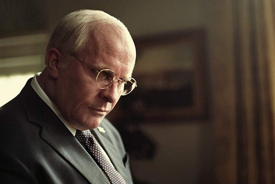 Vice: Dick Cheney is a man so devious he can't be captured