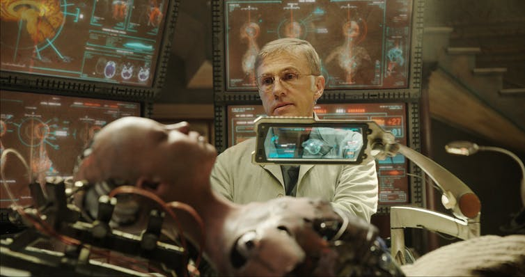 A robot that can touch, eat and sleep? The reality of cyborgs like Alita: Battle Angel